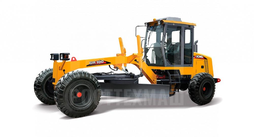 Купить Автогрейдер XCMG GR100 и другие модели от производителей ГС, ДЗ, ДМ, XCMG, XGMA, TG, SEM, LiuGong, низкие цены и выгодные условия от компании РостТехМаш!