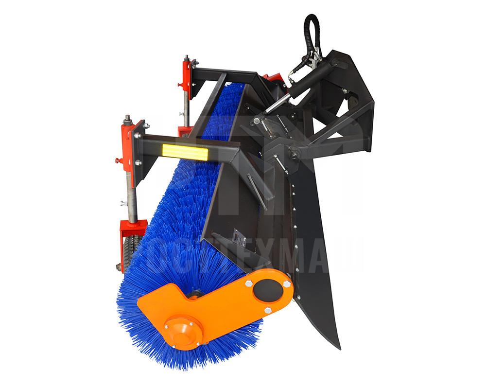 Купить Задняя щетка КДМ и другое навесное оборудование для КДМ по низкой цене и на выгодных условиях от компании РостТехМаш!