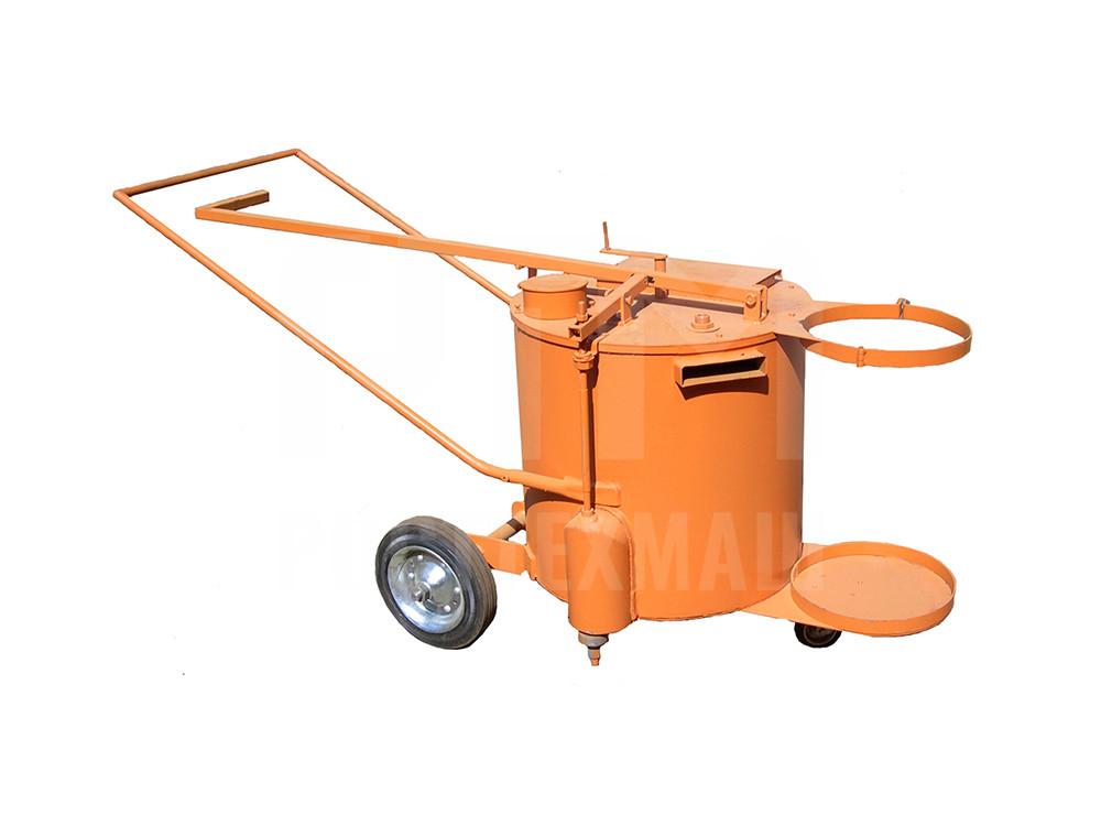 Купить Заливщик швов ручной и другое оборудование для ямочного ремонта по низкой цене и на выгодных условиях от компании РостТехМаш!