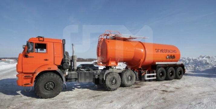 Купить Битумовоз SF3B28 внедорожник и другое прицепное оборудование по низкой цене и на выгодных условиях от компании РостТехМаш!