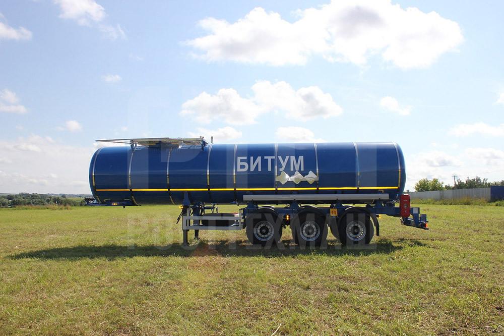 Купить Битумовоз SF3B28 и другое прицепное оборудование по низкой цене и на выгодных условиях от компании РостТехМаш!