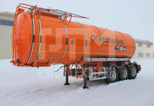 Купить Битумовоз SF3B30 и другое прицепное оборудование по низкой цене и на выгодных условиях от компании РостТехМаш!