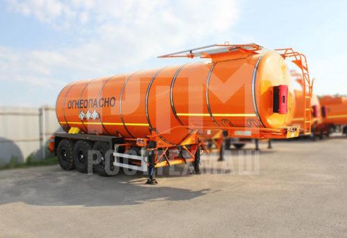 Купить Битумовоз SF3B30 переменного сечения и другое прицепное оборудование по низкой цене и на выгодных условиях от компании РостТехМаш!