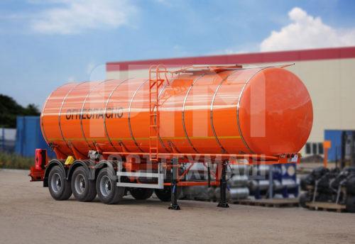 Купить Битумовоз SF3B38 и другое прицепное оборудование по низкой цене и на выгодных условиях от компании РостТехМаш!
