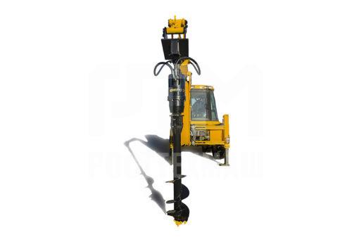 Купить Буровое оборудование (гидробур) Exten PD и другое навесное оборудование для Мини Погрузчиков по низкой цене и на выгодных условиях от компании РостТехМаш!