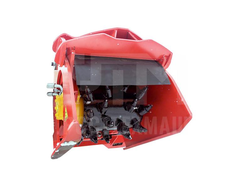 Купить Фреза дорожная EXTEN AF и другое навесное оборудование для Мини Погрузчиков по низкой цене и на выгодных условиях от компании РостТехМаш!