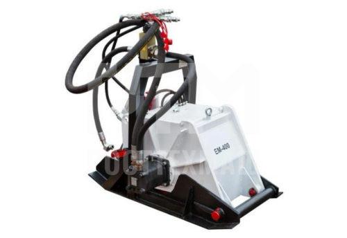 Купить Фреза гидравлическая ЕМ-400 и другое навесное оборудование для МТЗ по низкой цене и на выгодных условиях от компании РостТехМаш!