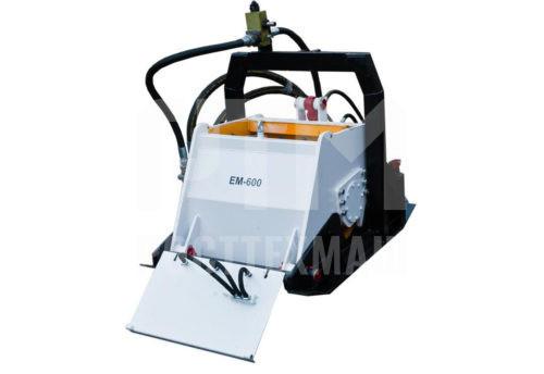 Купить Фреза гидравлическая ЕМ-600 и другое навесное оборудование для МТЗ по низкой цене и на выгодных условиях от компании РостТехМаш!