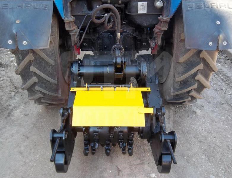 Купить Фреза механическая МК-400 и другое навесное оборудование для МТЗ по низкой цене и на выгодных условиях от компании РостТехМаш!