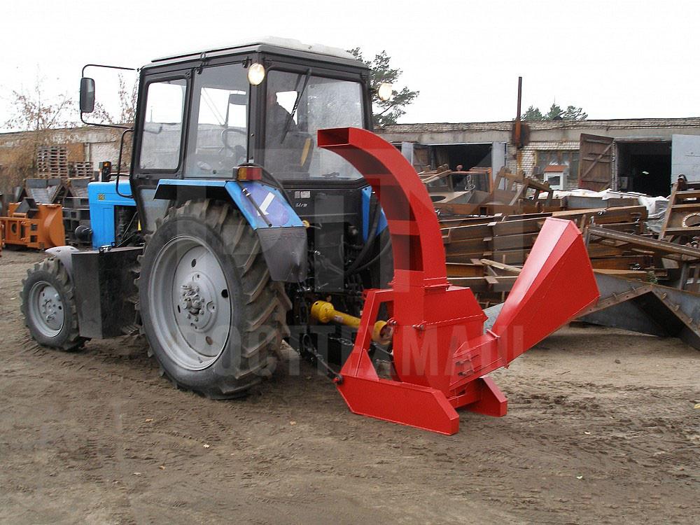 Купить Измельчитель веток ЕМ 160 и другое навесное оборудование для МТЗ по низкой цене и на выгодных условиях от компании РостТехМаш!