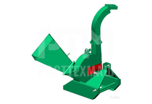 Купить Измельчитель веток ИВ-45 и другое навесное оборудование для МТЗ по низкой цене и на выгодных условиях от компании РостТехМаш!