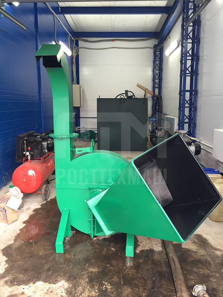 Купить Измельчитель веток ИВ-60 и другое навесное оборудование для МТЗ по низкой цене и на выгодных условиях от компании РостТехМаш!