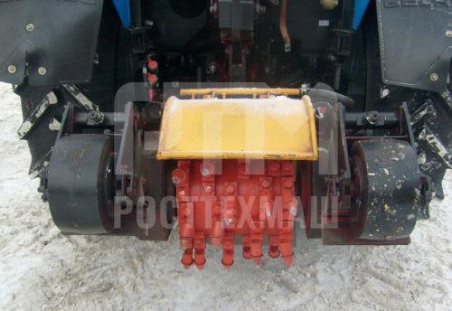 Купить Машина дорожно-фрезерная МДФ-400 и другое навесное оборудование для МТЗ по низкой цене и на выгодных условиях от компании РостТехМаш!