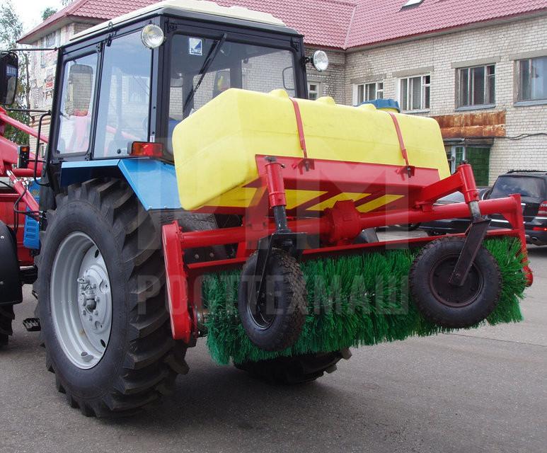 Купить Оборудование щеточное УМДУ-80/82.02 ЛЮКС ПМ и другое навесное оборудование для МТЗ по низкой цене и на выгодных условиях от компании РостТехМаш!