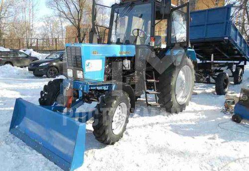 Купить Отвал бульдозерный ОБ-2,0 и другое навесное оборудование для МТЗ по низкой цене и на выгодных условиях от компании РостТехМаш!