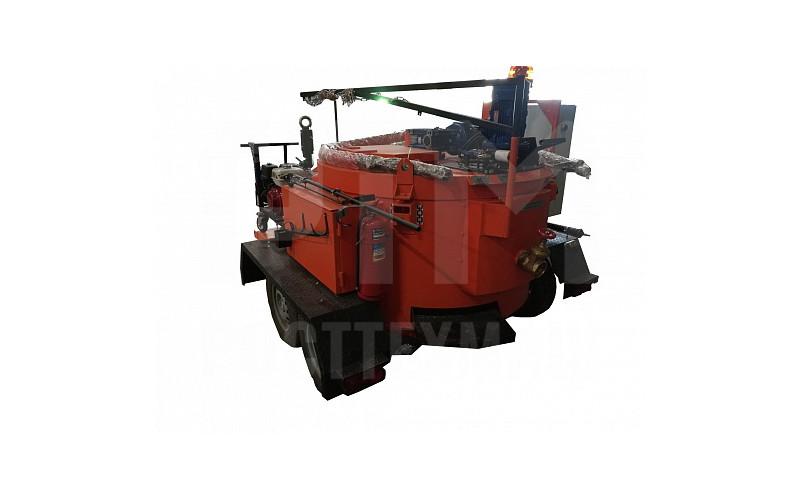 Купить Плавильно-заливочная установка прицепная электрическая с двумя удочками и другое прицепное оборудование по низкой цене и на выгодных условиях от компании РостТехМаш!