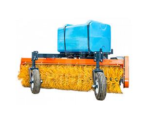 Купить Щетка коммунальная механическая и другое навесное оборудование для МТЗ по низкой цене и на выгодных условиях от компании РостТехМаш!