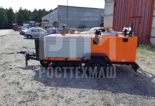 Купить Заливщик швов ТМ-0,5 БЗП прицепной и другое прицепное оборудование по низкой цене и на выгодных условиях от компании РостТехМаш!