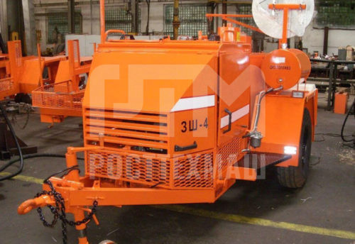 Купить Заливщик швов ЗШ-4 и другое прицепное оборудование по низкой цене и на выгодных условиях от компании РостТехМаш!