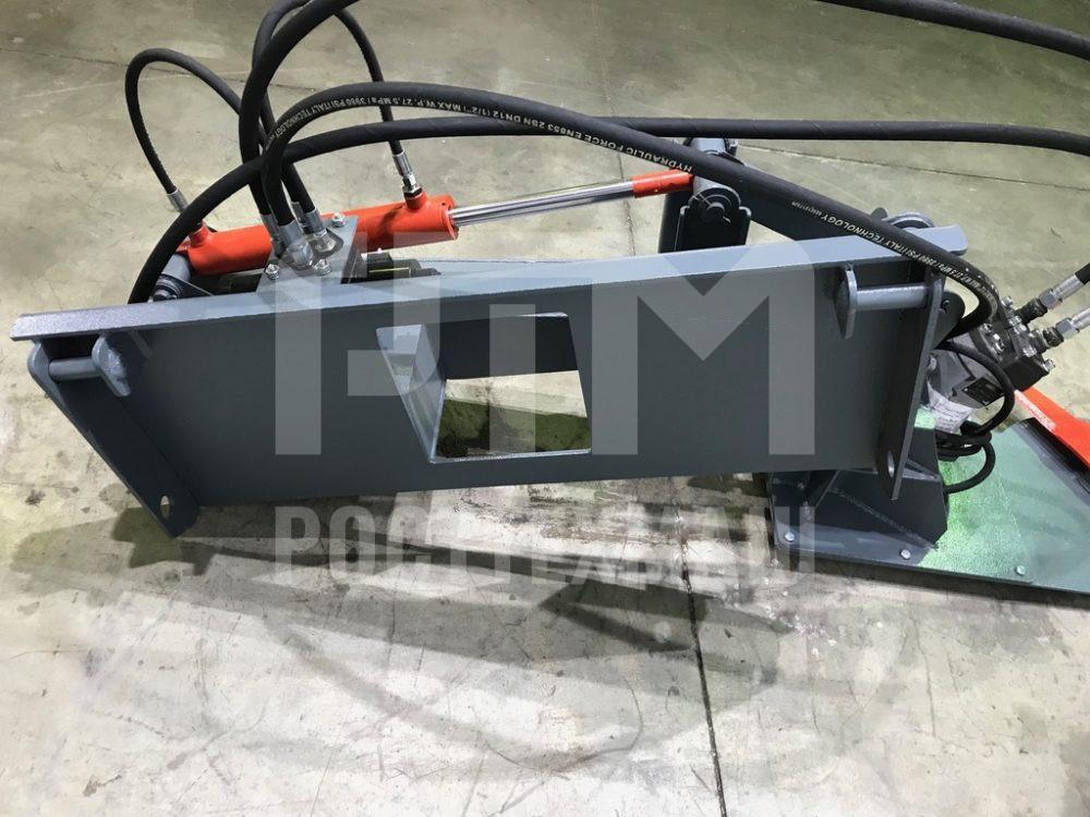 Купить Косилка консольная КСП – 1,6 и другое навесное оборудование для МТЗ по низкой цене и на выгодных условиях от компании РостТехМаш!