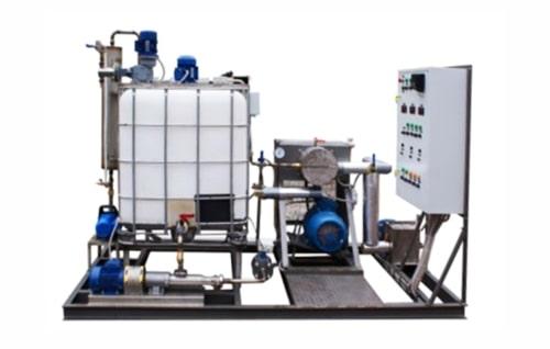 Оборудование для производства ПБВ и битумных эмульсий
